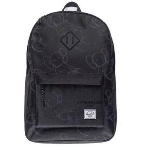 NWT still in packaging Herschel Kaws Backpack